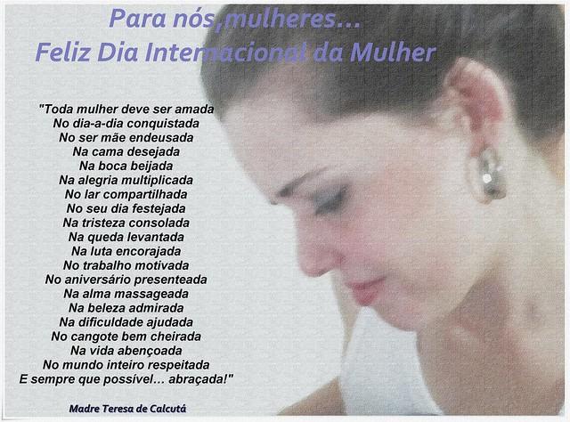 Frases para o Dia da Mulher - Pensador - Frases, poemas e
