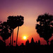 Great Sunrise Angkor Wat by Pech Snap