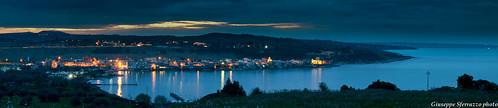 sea panorama nikon mare foto view nocturnal panoramic sicily augusta notturna sicilia giuseppe notturno bellissima jonio jonian brucoli d300s sferrazzo