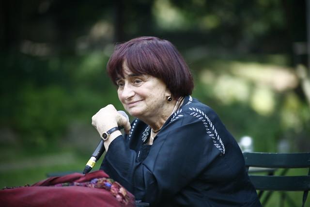 Conversation avec Agnès Varda par Jean Quelquejeu