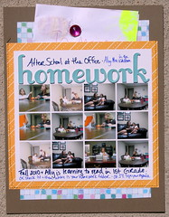 Homework / Scrapbooking by Numbers: 10+ Photos