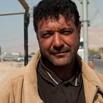 Vegetable Vendor in Ghor el Sahi - Jordan