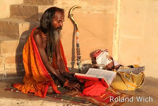 Varanasi - Morning Prayer