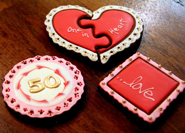 Andy and Mary 39s 50th Wedding Anniversary My favorites Chocolate cookies