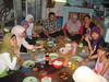 Makan siang jelang rapat INOS Kalsel