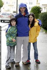 daniel & his kids