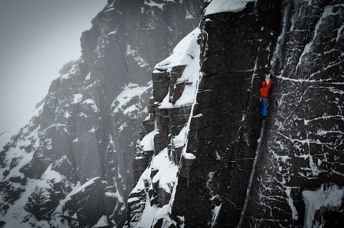 Mixed Climbing Scotland
