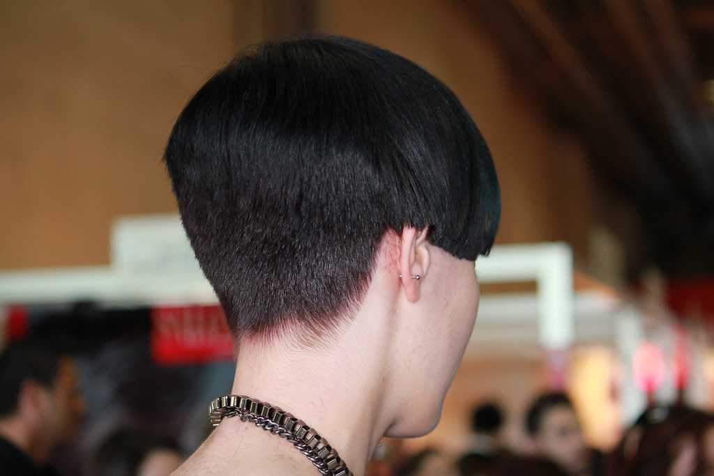 female buzzed nape to download female buzzed nape just right click and ...