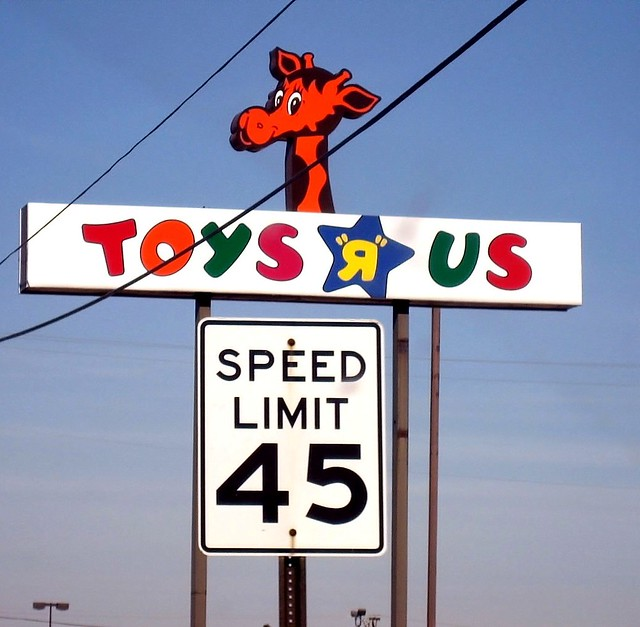 Toys R Us Sign : Toys r us sign flickr photo sharing