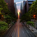 Manhattanhenge, New York City by mudpig