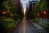 Manhattanhenge by mudpig