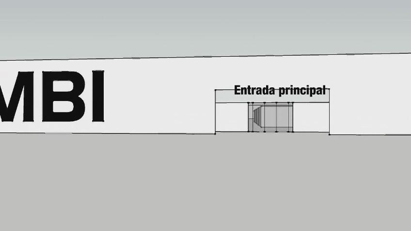 Apresentação - Proposição de Stand no Anhembi, São Paulo - Feicon 2011