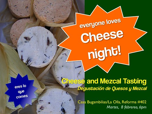 everyone loves cheese night
