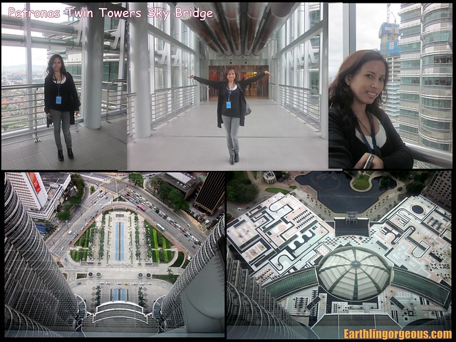Petronas Twin Towers Sky Bridge