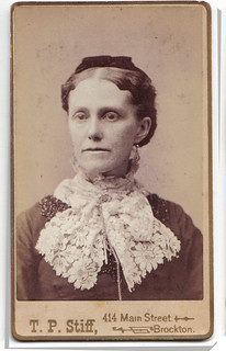 Butler Album: Unknown Woman