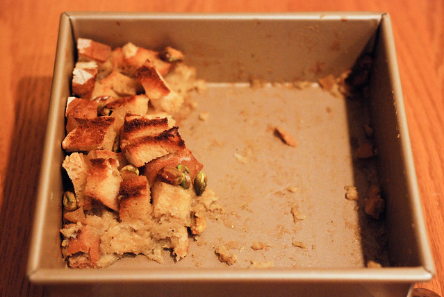 coconut milk bread pudding | Flickr - Photo Sharing!