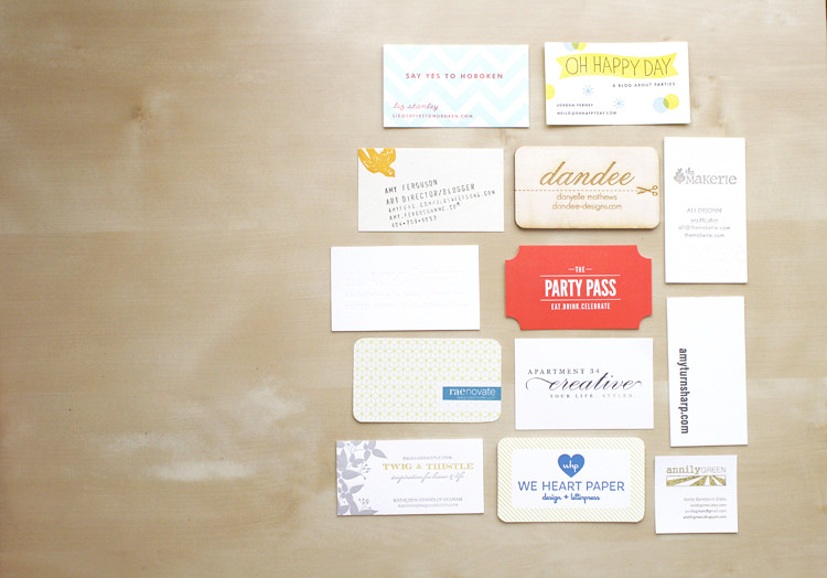 alt summit, business cards