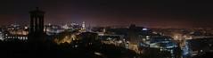 Edinburgh by Night (204 megapixels)