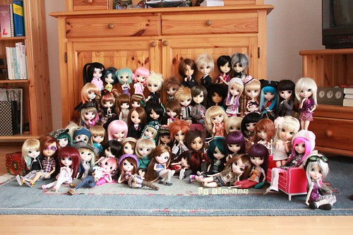 "My ""little""doll family"