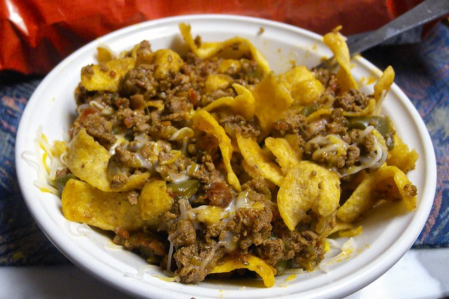 Homemade Frito Chili Pie | Flickr - Photo Sharing!