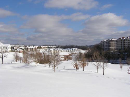snow mo missouri february blizzard branson 2011 bransonblizzard bransonsnow