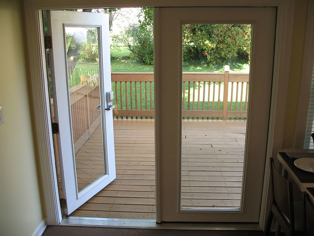 Wheelchair accessible doors flickr photo sharing for Wheelchair accessible doorways