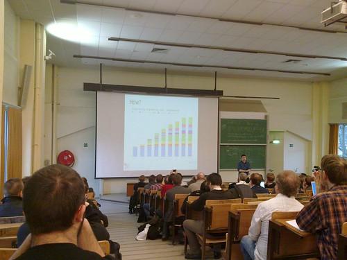 FOSDEM linaro developers