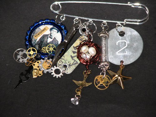 Altered Charm Pin 003