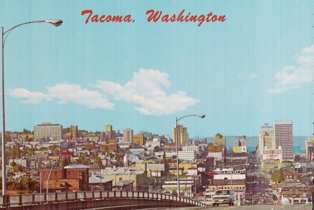 Tacoma, WA.
