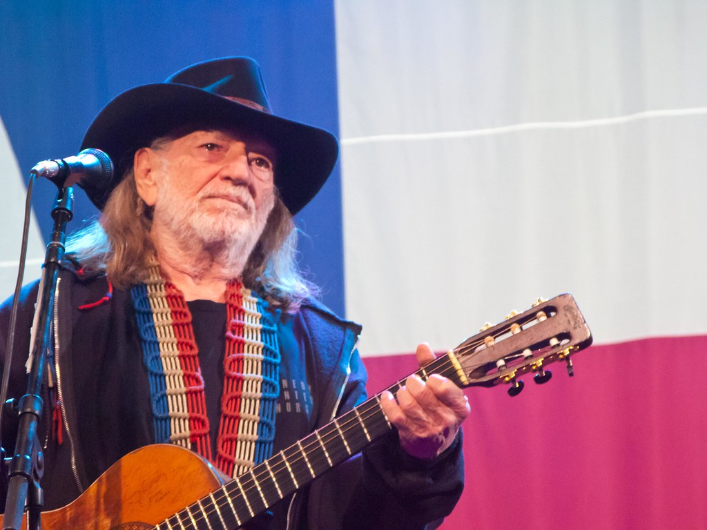 Willie at ACL Live Valentine's Day