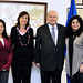Secretary General Hosts Group of Protocol Experts from El Salvador