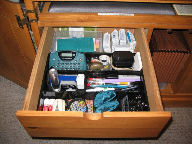 My Organized Desk Drawer  Flickr  Photo Sharing. Registry Row Desk. Desk File Rack. Big Desk Chair. Octagon End Table. Coffee Table Glass Top. Bathtub Side Table. Floating Desk With Drawers. Fold Away Wall Mounted Desk