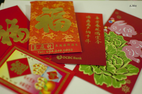 Red Packets for the New Year