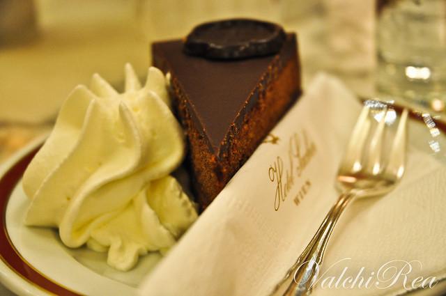Sacher Torte @ Hotel Sacher