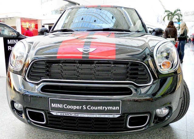 mini cooper s 4x4 countryman flickr photo sharing. Black Bedroom Furniture Sets. Home Design Ideas