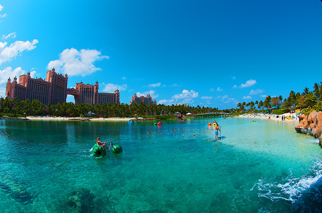 Atlantis Resort The Reef Paradise Island