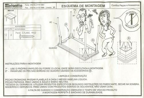 Mudança, a saga! by Saulo Cruz