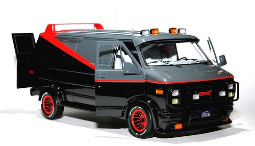 the a team 83 84 gmc van hot wheels. Black Bedroom Furniture Sets. Home Design Ideas