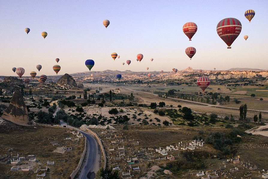 Top Destinations in Turkey for 2017