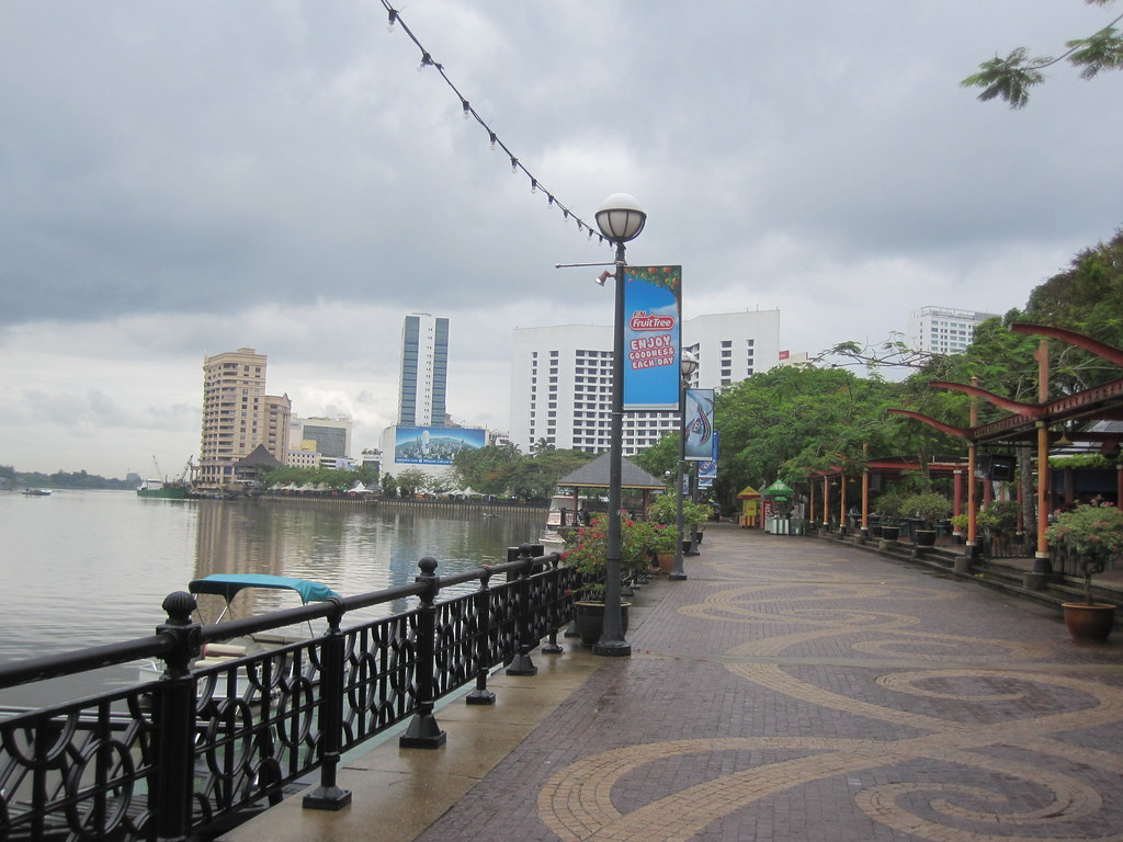 River Walk - Kuching