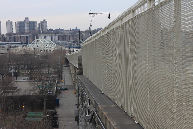 155th Street Viaduct by Emilio Guerra