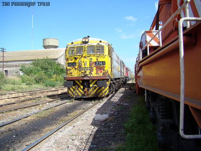 ALCO FPD9 2161 - GM GT26 9404