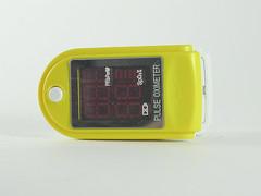 hand(0.0), gauge(0.0), weighing scale(0.0), clock(0.0), yellow(1.0), measuring instrument(1.0),