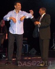 Gary U S Bonds & Ben E King in the UK