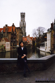 Yours Truly at Bruges
