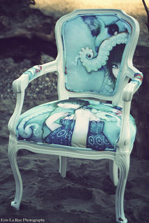 Camilla d'errico - Loveless Bird Chair - Erin La Rue photography