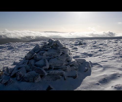 Top of Clohernagh