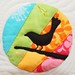 Bird applique 1