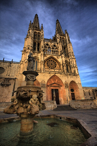 cat cathedral bur gothic catedral got burgos hc gotico trabancos hccity