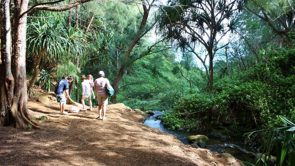 Queen's Bath - Kauai, Hawaii
